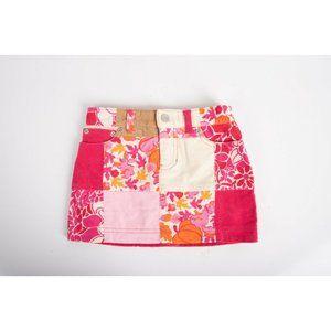 Lilly Pulitzer Toddler Girls Corduroy Skirt Skort